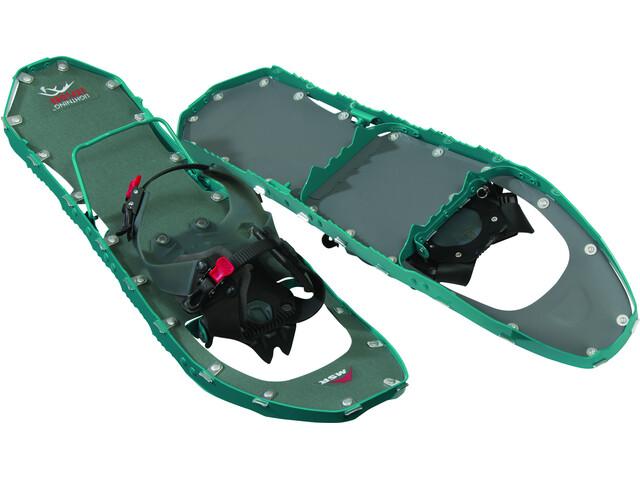 MSR Lightning Explore 25 - Raquettes à neige Femme - vert